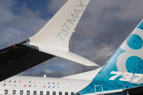 Aerolíneas dejan de volar los Boeing 737 MAX tras accidente
