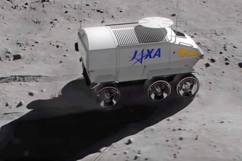 Toyota desvela las primeras imágenes de su futuro 'microbús' lunar