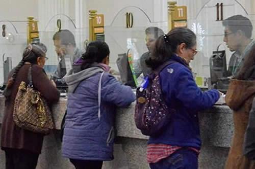 Depósitos del público suben a $us 25.356 millones hasta febrero: ASFI
