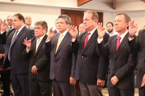 Luis Fernando Barbery asume la presidencia de la Confederación de Empresarios de Bolivia