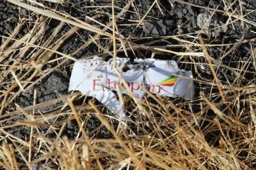 Las cajas negras del avión de Ethiopian Airlines, trasladadas a París