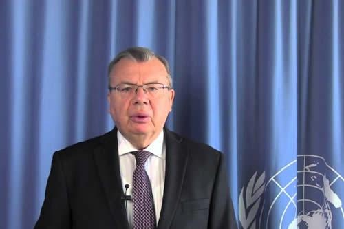 Director Ejecutivo de la ONUDC reconoce en Viena logros de la exitosa lucha antidroga de Bolivia: Pary