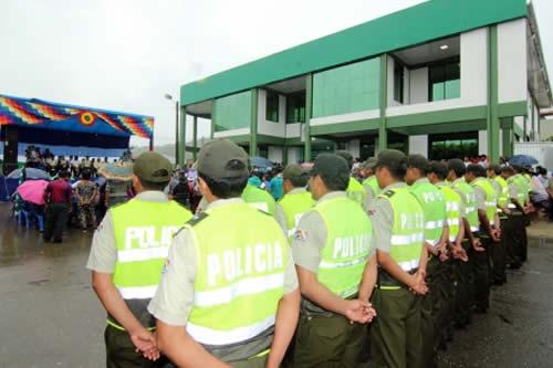 Presidente de la Cámara de Diputados plantea una depuración policial para acabar con la corrupción