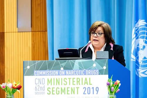 La ONU mantiene su estrategia antidrogas pese a las discrepancias internas