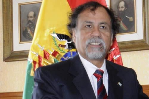 """Embajador de Argentina dice que el SUS es una """"buena medida"""" del Gobierno de Morales"""