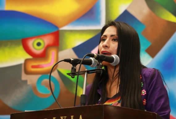 Alanoca dice que Cárdenas dejó Descolonización por problemas de salud