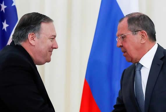 Rusia y EEUU no logran rebajar la tensión en las crisis de Venezuela e Irán