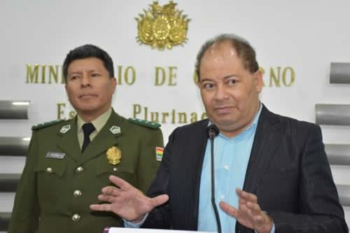 "Morales presentó de manera ""categórica"" la exitosa lucha antidroga de Bolivia en Viena: Romero"
