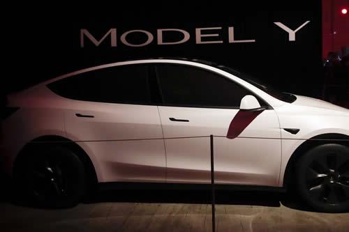 Tesla presenta Model Y, su nuevo coche eléctrico