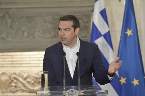 Primer ministro de Grecia afirma que respaldará la causa marítima de Bolivia en foros internacionales