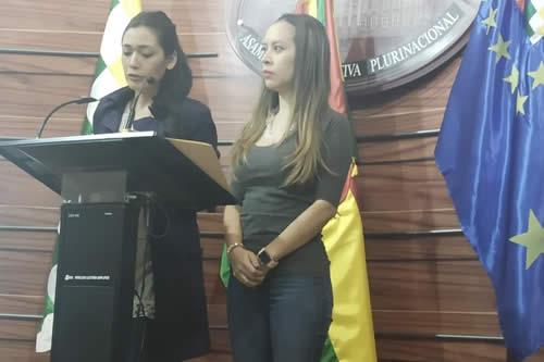 Asamblea Legislativa rechaza cesación de detención preventiva de imputado por violación grupal