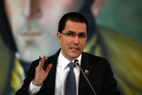 """Venezuela denuncia que el """"bloqueo ilegal"""" de EE.UU. a PDVSA impide cumplimiento de programas de asistencia humanitaria"""