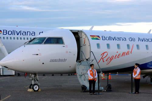 Tráfico aéreo de pasajeros en la Comunidad Andina registró en 2018 crecimiento de 8,5%