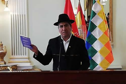 Bolivia termina su periodo al frente de UNASUR y entrega Presidencia a Brasil