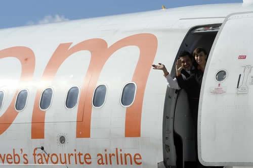 Un avión de EasyJet deja a todos los pasajeros en un aeropuerto y continúa el vuelo sin ellos