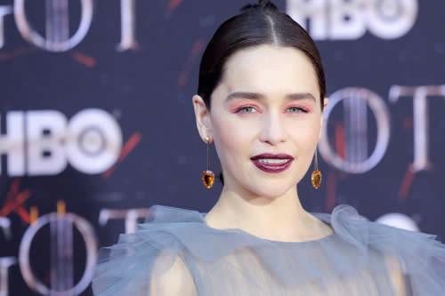 """Emilia Clarke se confiesa sobre el final de 'Juegos de tronos': """"Fue una catarsis"""""""