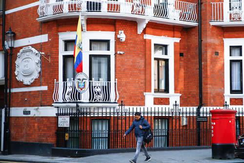 Ecuador publica los documentos en los que Reino Unido se compromete a proteger a Assange de la pena de muerte