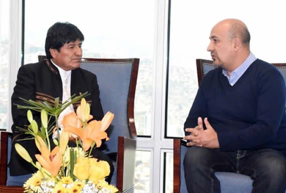 Subsecretario de México dice que Bolivia es un ejemplo en reducir índices de pobreza y desigualdad social