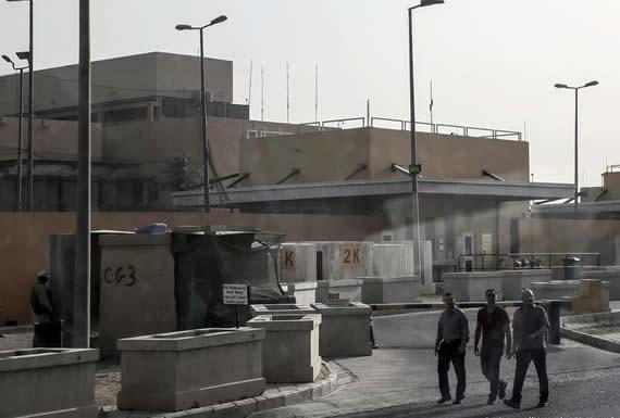 EE. UU. ordena evacuar personal diplomático no imprescindible en Irak