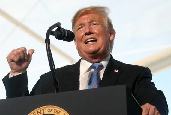 Trump desmiente a los medios que ven a su Administración dividida sobre Oriente Medio