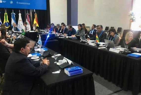 Bolivia participa en la 51 Reunión Extraordinaria del Grupo Mercado Común del Mersosur