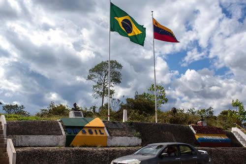 Venezuela y Brasil inician negociaciones para la reapertura de sus pasos fronterizos