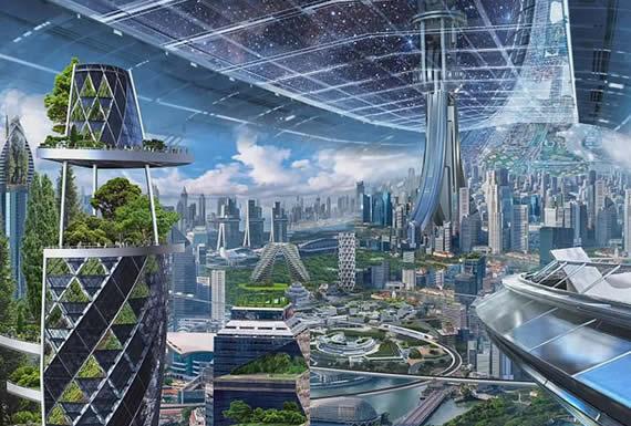 Así serán las colonias espaciales que propone construir el dueño de Amazon