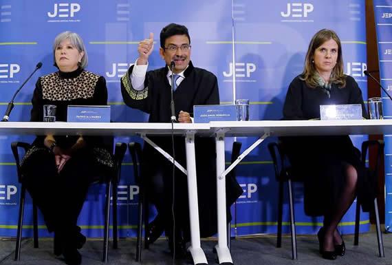 Crisis y renuncias en justicia colombiana por la no extradición de Santrich