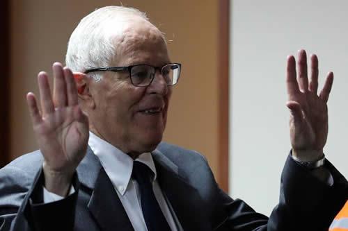 Fiscal peruano pide arresto domiciliario contra Kuczynski por caso Odebrecht