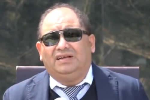 Romero justifica baja de policía que estuvo en spot del 21F