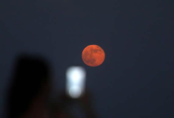 La luna de fresa del 2019: ¿qué es y cuándo se puede ver?