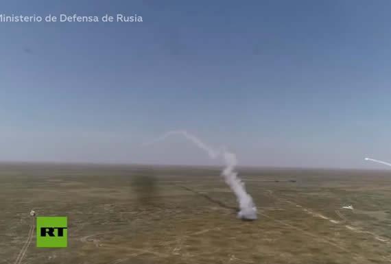 Rusia prueba con éxito la versión 'ártica' de los misiles de defensa aérea Tor-M2DT