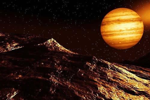 Científico de la NASA revela cómo cambia Júpiter durante un eclipse solar