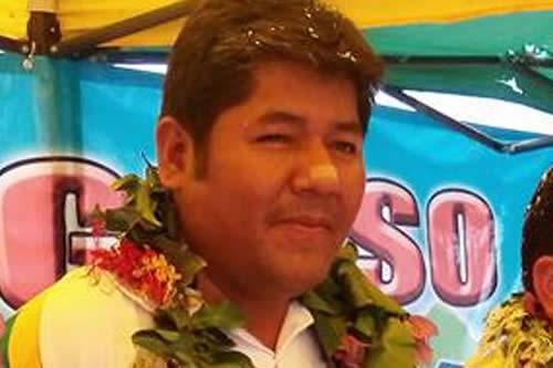 Alcalde de Alto Beni retoma funciones tras detención