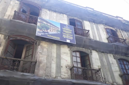 """Ministerio de Culturas y la cooperación italiana refaccionarán la """"Casa Rosa Agramonte"""""""
