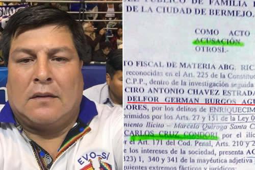 Alcalde amenaza procesar a periodista que reveló caso de corrupción