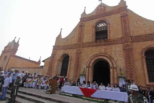 Morales invita a la población a conocer la diversidad patrimonial del país