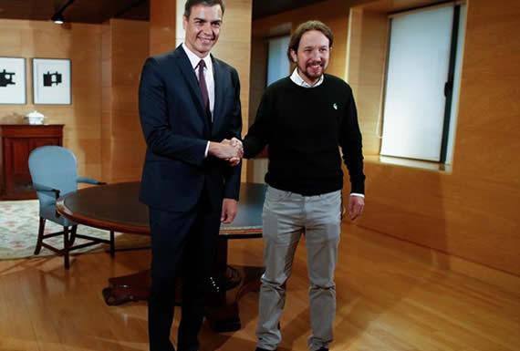 España: posible desbloqueo tras renuncia de Pablo Iglesias