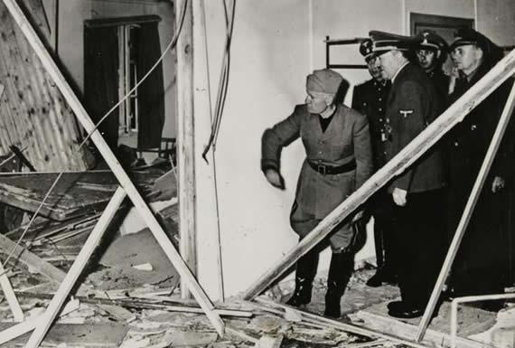 Hace 75 años falló el intento de asesinar a Hitler
