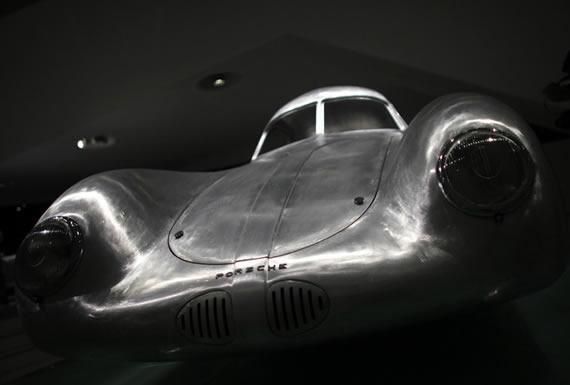 El Porsche creado en la Alemania nazi se quedó sin dueño debido a un extraño error del subastador