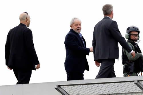 Jornada decisiva para Lula da Silva: Alta Corte de Brasil juzga un nuevo recurso contra la condena