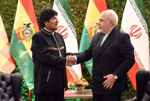 Bolivia e Irán marcan ruta para consolidar agenda comercial y transferencia de tecnología