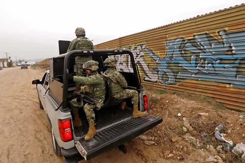 López Obrador responde a Trump que analizará el incidente en la frontera entre México y EE.UU.