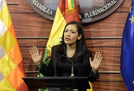 Bolivia es un país soberano y no necesita acudir a otros Estados para resolver sus problemas