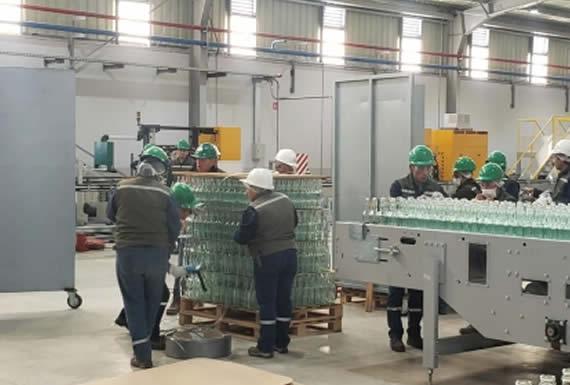Expertos uruguayos capacitarán hasta diciembre a trabajadores de Envibol