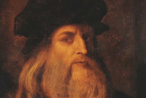 Descubren qué trastornos psiquiátricos sufría Leonardo da Vinci