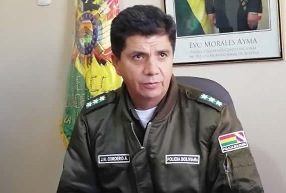 Policía recupera Bs 8.000 y aprehende a dos antisociales en Villa Montes