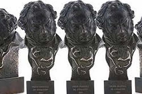 """Los Premios Goya 2020 no incluirán """"producciones televisivas"""""""