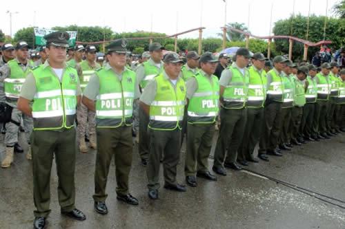 Suspenden admisiones a Unipol por reformas y restructuración de la Policía