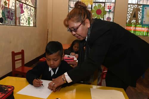 Educación amplía hasta el 28 de noviembre la preinscripción escolar en La Paz